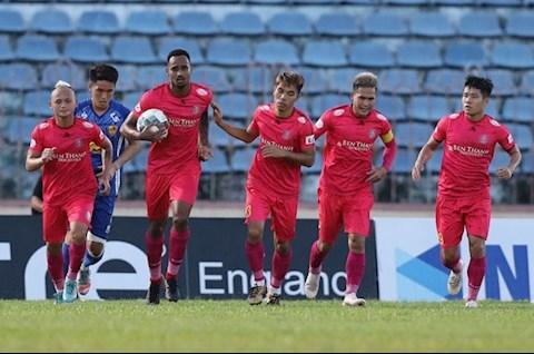 Quảng Nam 3-3 Sài Gòn Khi đội đầu bảng vẫn giữ được cái chất hình ảnh
