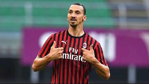 Zlatan Ibrahimovic lên tiếng về tin đồn giải nghệ hình ảnh