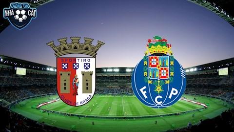 Braga vs Porto 3h15 ngày 267 VĐQG Bồ Đào Nha hình ảnh