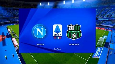 Napoli vs Sassuolo 2h45 ngày 267 Serie A 201920 hình ảnh