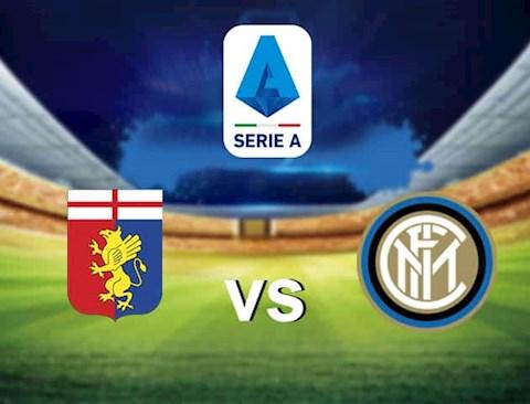Genoa vs Inter Milan 0h30 ngày 267 Serie A hình ảnh