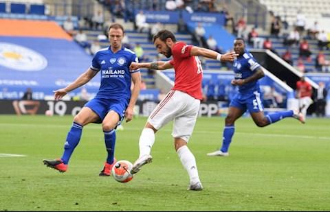 Trực tiếp bóng đá Leicester 0-0 MU (H1) Tử chiến hình ảnh 5