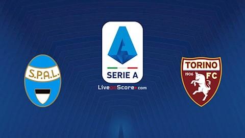 Spal vs Torino 0h30 ngày 277 Serie A hình ảnh