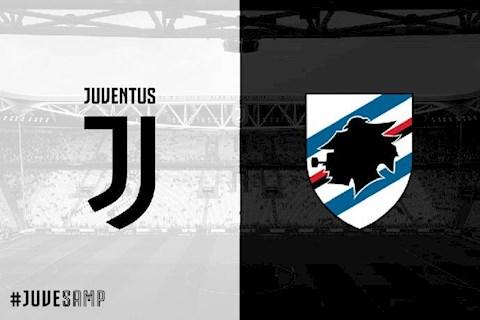Juventus vs Sampdoria 2h45 ngày 277 Serie A hình ảnh