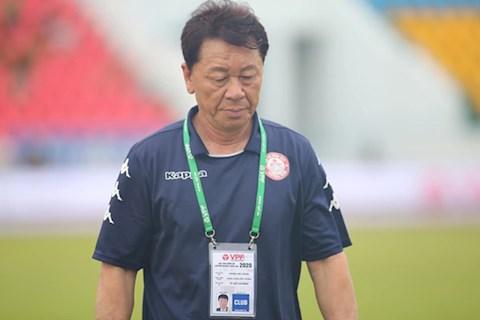 HLV Chung Hae Soung lý giải về thất bại trước HAGL hình ảnh