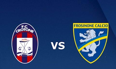 Crotone vs Frosinone 2h00 ngày 287 Hạng 2 Italia hình ảnh
