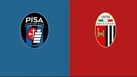 Pisa vs Ascoli 2h00 ngày 287 Hạng 2 Italia hình ảnh