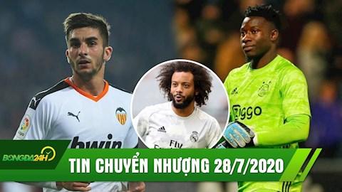 TIN CHUYỂN NHƯỢNG 287 Juventus vung tiền mua Marcelo hình ảnh