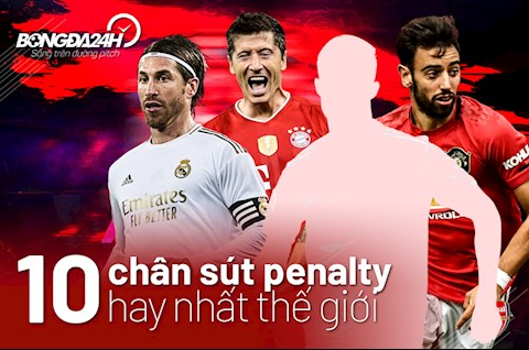 10 chân sút penalty hay nhất thế giới Số 1 ai cũng biết hình ảnh
