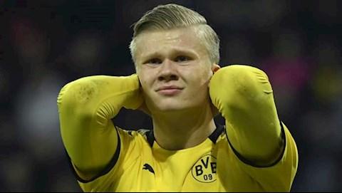 Haaland chỉ ra điều Dortmund cần làm để vô địch Bundesliga hình ảnh