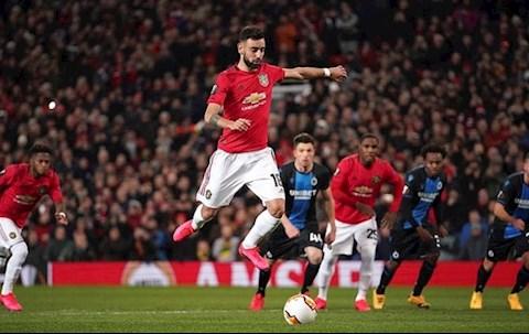 penalty Bruno Fernandes