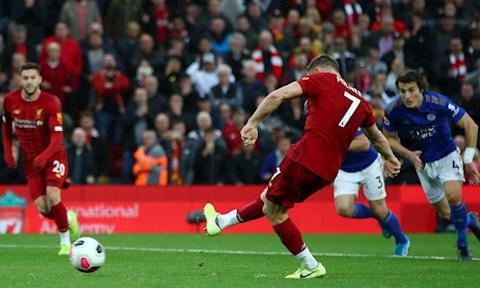 penalty James Milner