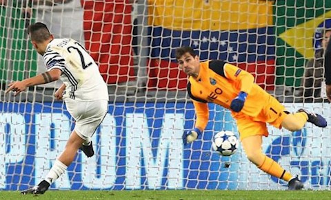 penalty Paulo Dybala