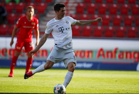 penalty Robert Lewandowski