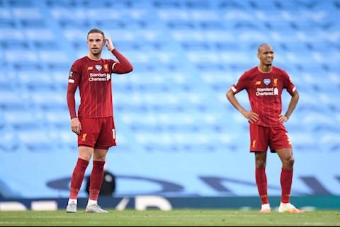 Liverpool thua sấp mặt, Gary Neville phản ứng thế nào hình ảnh