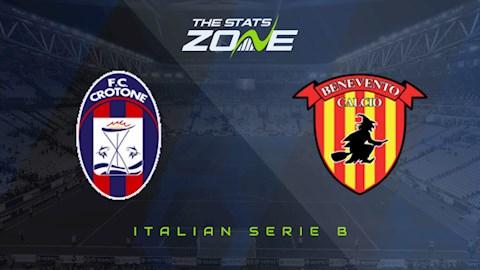 Crotone vs Benevento 2h00 ngày 47 Hạng 2 Italia 201920 hình ảnh
