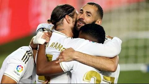 Real nhọc nhằn qua ải Getafe, Zidane hết mực tự hào vì học trò hình ảnh