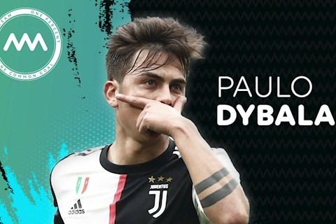 """Paulo Dybala gia nhập Common Goal: """"Bóng đá là một công cụ đầy hiệu quả"""""""