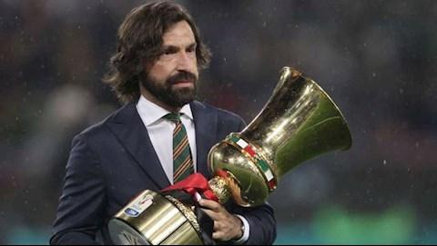 Huyền thoại Andrea Pirlo sắp trở lại Juventus hình ảnh