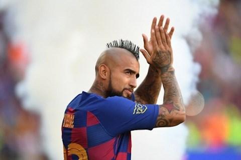 Tiền vệ Arturo Vidal chỉ ra điều kiện để tỏa sáng ở Barca hình ảnh