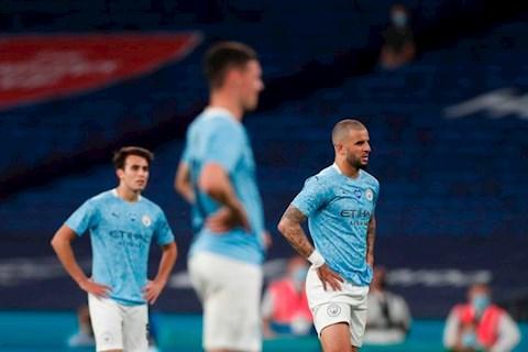 Man City đặt trước phòng cho trận chung kết FA Cup hình ảnh