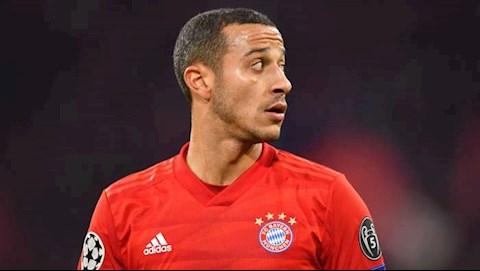 Bayern xác nhận việc chia tay tiền vệ Thiago hình ảnh