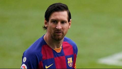 Setien lên tiếng về tin đồn Messi rời Barca, để Griezmann dự bị hình ảnh