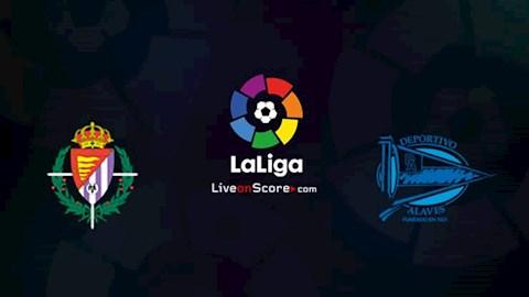 Valladolid vs Alaves 0h30 ngày 57 La Liga 201920 hình ảnh