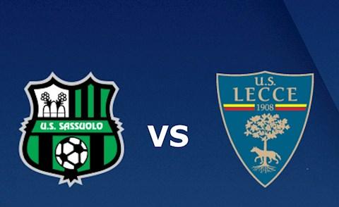 Sassuolo vs Lecce 0h30 ngày 57 Serie A 201920 hình ảnh