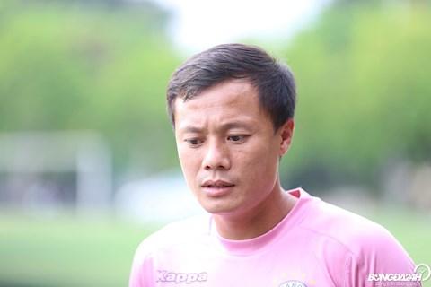 Thành Lương tin tưởng CLB Hà Nội sẽ vượt qua Viettel hình ảnh