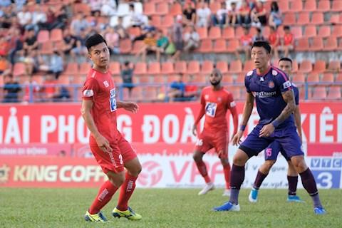 Hai Phong vs Sai Gon