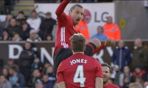 Ibrahimovic va Jones