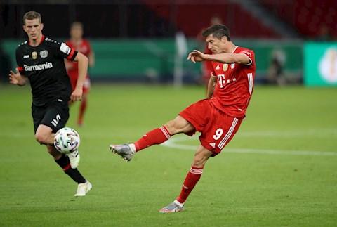 Leverkusen 2-4 Bayern Munich Hùm xám hoàn tất cú đúp giải quốc nội hình ảnh 2