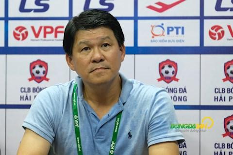 Mất điểm tại Quảng Nam, HLV Sài Gòn FC nói gì hình ảnh