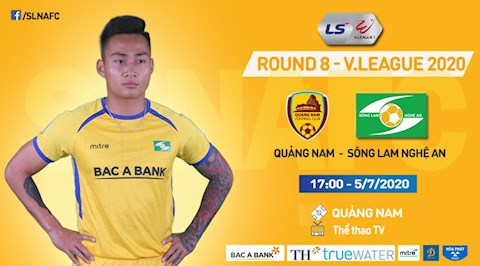 Quảng Nam vs SLNA 17h00 ngày 57 V-League 2020 hình ảnh