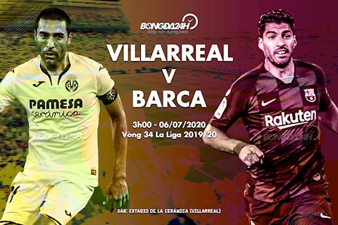 Villarreal vs Barca preview