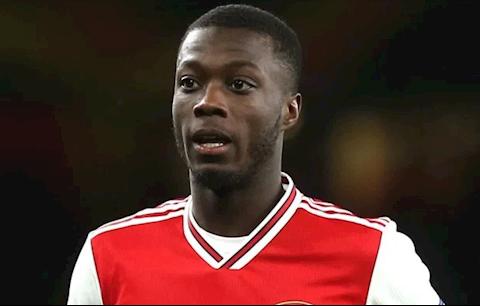 Arsenal đã sai lầm khi mua tiền đạo Nicolas Pepe hình ảnh