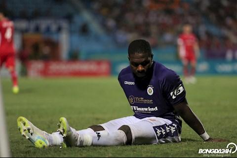 Rimario bị treo giò trong trận gặp TP HCM hình ảnh