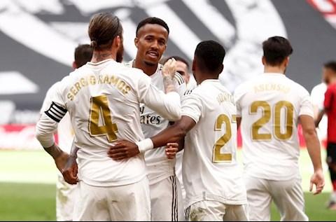 Athletic Bilbao 0-1 Real Madrid Lặp lại điệp khúc chỉ 1 là đủ hình ảnh