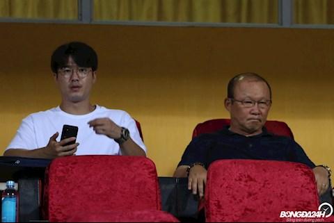 Hoàng Đức tỏa sáng trong ngày HLV Park Hang-seo dự khán hình ảnh