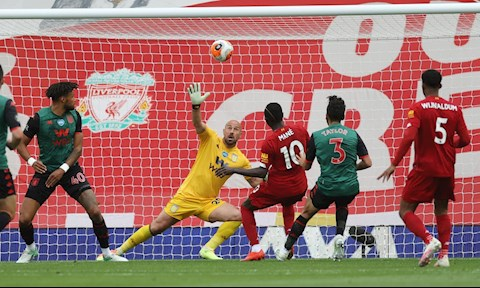 Thống kê Liverpool 2-0 Aston Villa Anfield vẫn là điểm tựa hình ảnh 2
