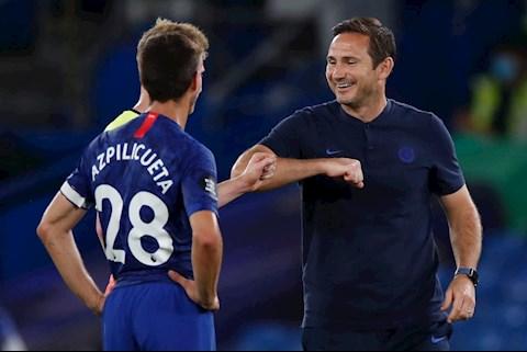Frank Lampard: 1 năm lạc quan tràn đầy ở Chelsea