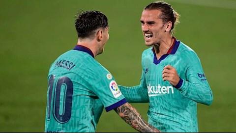 Tịt ngòi trước Villarreal, Messi vẫn thiết lập kỷ lục mới hình ảnh