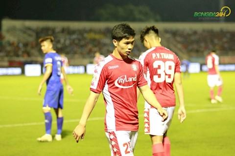 Cong Phuong TP HCM vs Binh Duong 6/7