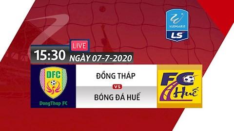 Trực tiếp bóng đá Đồng Tháp vs Huế link xem hôm nay 0707 hình ảnh