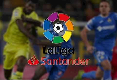 Lịch thi đấu TBN mới nhất vòng 35 La Liga 20192020 LTD TBN hình ảnh