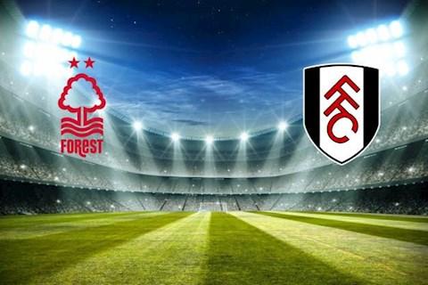 Nottingham vs Fulham 23h00 ngày 77 Hạng Nhất Anh 201920 hình ảnh