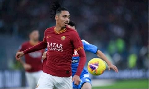 MU và Roma nhận tin buồn Trung vệ Chris Smallingchấn thương  hình ảnh