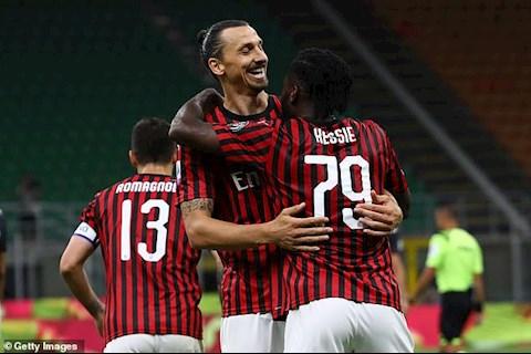 AC Milan thắng Juventus, Ibrahimovic hùng hồn quăng bom hình ảnh