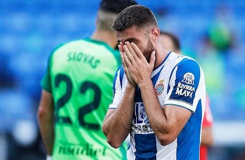 Espanyol thua Leganes